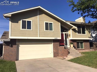 6405 Fall River Drive, Colorado Springs, CO 80918 - MLS#: 2239947