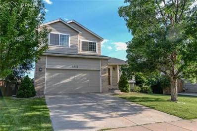 3312 MacGregor Drive, Colorado Springs, CO 80922 - MLS#: 2243724