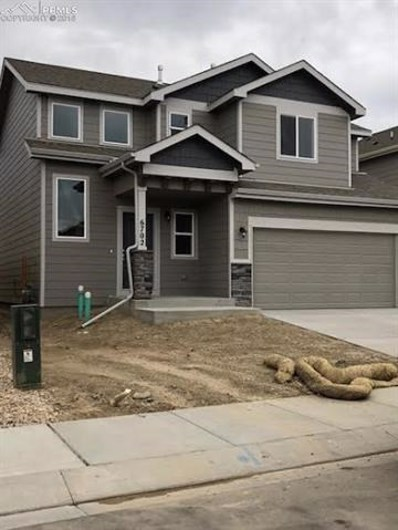 6702 Galpin Drive, Colorado Springs, CO 80925 - MLS#: 2249611