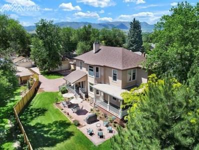 2220 N Cascade Avenue, Colorado Springs, CO 80907 - MLS#: 2261342