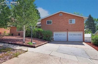 2215 Lockhaven Drive, Colorado Springs, CO 80909 - MLS#: 2262070