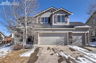 3725 Tail Wind Drive, Colorado Springs, CO 80911 - MLS#: 2270294