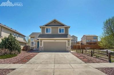 5187 Stetson Meadows Drive, Colorado Springs, CO 80922 - MLS#: 2274123