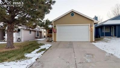 8659 Chancellor Drive, Colorado Springs, CO 80920 - MLS#: 2284026
