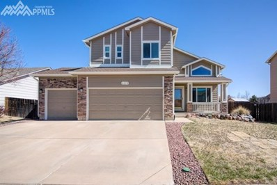 4278 Morning Glory Road, Colorado Springs, CO 80920 - MLS#: 2294138