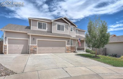 9409 Riverton Path, Fountain, CO 80817 - MLS#: 2298037