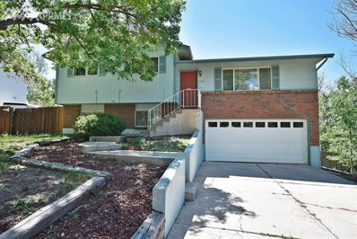 5409 La Porte Drive, Colorado Springs, CO 80918 - MLS#: 2300493