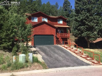 1437 Crestview Way, Woodland Park, CO 80863 - MLS#: 2301248