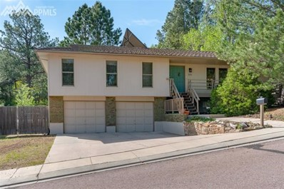 1175 Garlock Lane, Colorado Springs, CO 80918 - MLS#: 2317783