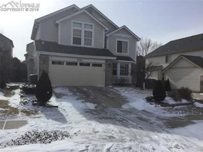 7053 Enbrook Drive, Colorado Springs, CO 80922 - MLS#: 2317785