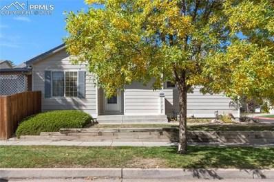 7195 Mount Higgins Heights, Colorado Springs, CO 80922 - #: 2318525