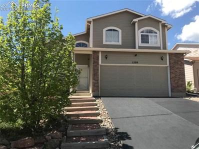 1559 Carraway Court, Colorado Springs, CO 80907 - MLS#: 2322872