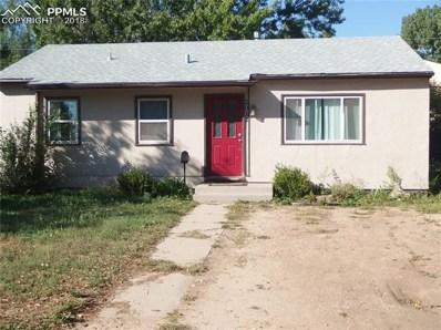 2011 S Corona Avenue, Colorado Springs, CO 80905 - MLS#: 2331724