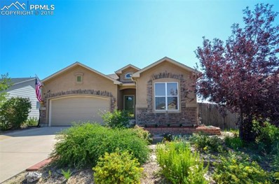 3171 Poughkeepsie Drive, Colorado Springs, CO 80916 - MLS#: 2332309