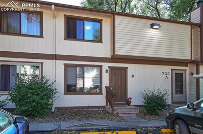 725 Alexander Road UNIT B, Colorado Springs, CO 80909 - MLS#: 2334426