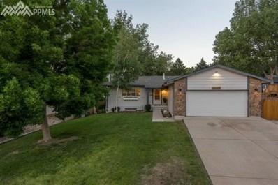 6205 Pulpit Rock Drive, Colorado Springs, CO 80918 - MLS#: 2336799