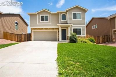 3871 Shining Star Drive, Colorado Springs, CO 80925 - MLS#: 2350840