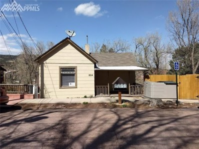 824 Midland Avenue, Manitou Springs, CO 80829 - MLS#: 2357953