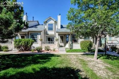 5835 Cowboy Heights, Colorado Springs, CO 80923 - MLS#: 2360228