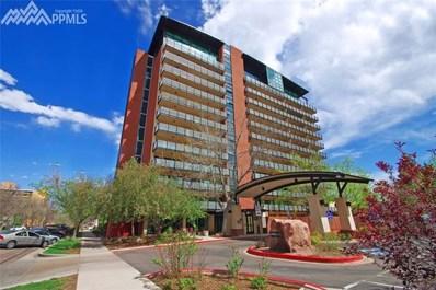 417 E Kiowa Street UNIT 203, Colorado Springs, CO 80903 - MLS#: 2363439