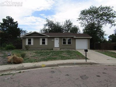 4090 Jet Wing Place, Colorado Springs, CO 80916 - MLS#: 2366065