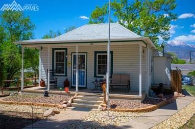 122 S Institute Street, Colorado Springs, CO 80903 - MLS#: 2366801