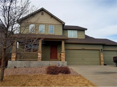 7956 Guinness Way, Colorado Springs, CO 80951 - MLS#: 2368820