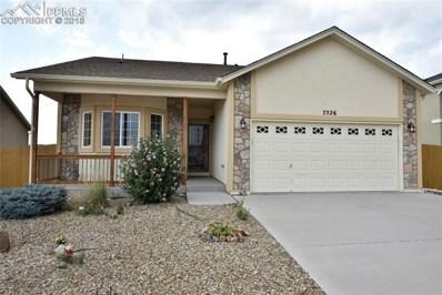 7526 Waterside Drive, Colorado Springs, CO 80925 - MLS#: 2379266