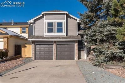 8164 Chancellor Drive, Colorado Springs, CO 80920 - MLS#: 2382700