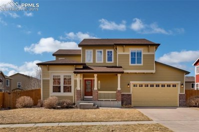 6965 Hill Stream Way, Colorado Springs, CO 80923 - MLS#: 2391017