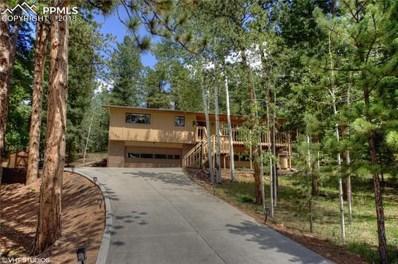 1120 Pine Ridge Road, Woodland Park, CO 80863 - MLS#: 2393587