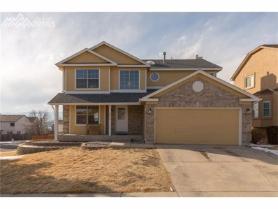 2865 Clapton Drive, Colorado Springs, CO 80920 - MLS#: 2393613