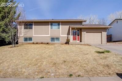 7470 Woodstock Street, Colorado Springs, CO 80911 - MLS#: 2407443