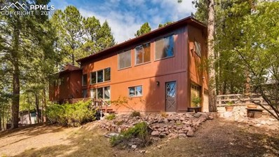 1110 Forest Hill Road, Woodland Park, CO 80863 - MLS#: 2409727