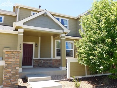 5533 Cross Creek Drive, Colorado Springs, CO 80924 - MLS#: 2410122