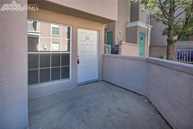 3150 Van Teylingen Drive UNIT G, Colorado Springs, CO 80917 - MLS#: 2426819