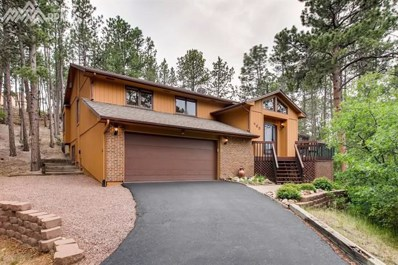 465 Jack Boot Road, Monument, CO 80132 - MLS#: 2428439