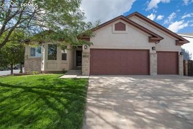 6972 Hillock Drive, Colorado Springs, CO 80922 - MLS#: 2442380