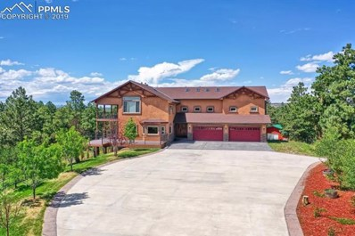11530 Columbine Hills Road, Colorado Springs, CO 80908 - #: 2449014
