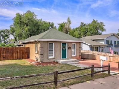 947 E Cimarron Street, Colorado Springs, CO 80903 - MLS#: 2449512