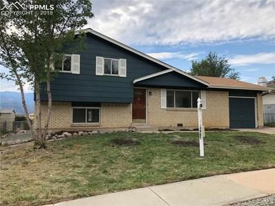 2206 Carmel Drive, Colorado Springs, CO 80910 - MLS#: 2449547