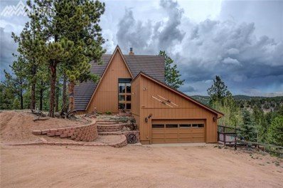 180 Brittany Drive, Florissant, CO 80816 - MLS#: 2469766