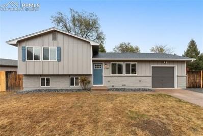 7290 Sullivan Circle, Colorado Springs, CO 80911 - MLS#: 2470759