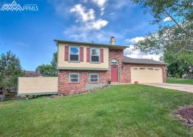 7245 Aspen Glen Lane, Colorado Springs, CO 80919 - MLS#: 2477736