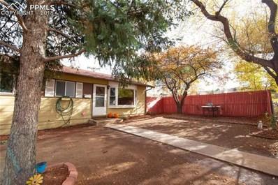 2415 Shaw Avenue, Colorado Springs, CO 80905 - MLS#: 2478122