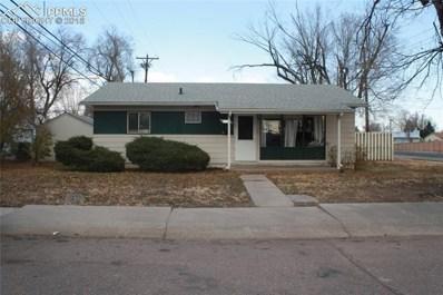 1226 Pando Avenue, Colorado Springs, CO 80903 - MLS#: 2488902