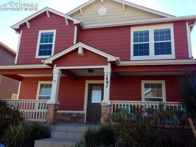 1491 Solitaire Street, Colorado Springs, CO 80905 - MLS#: 2489527