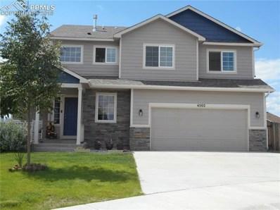4502 Whirling Oak Way, Colorado Springs, CO 80911 - MLS#: 2497969