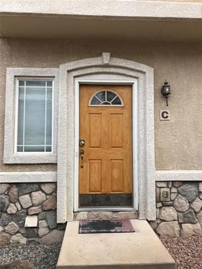 1479 Madison Ridge Heights UNIT C, Colorado Springs, CO 80904 - MLS#: 2505852