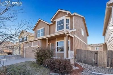 7761 Shimmer Circle, Colorado Springs, CO 80922 - MLS#: 2508004